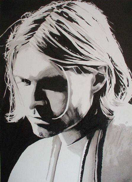 Kurt Cobain par Markbickley